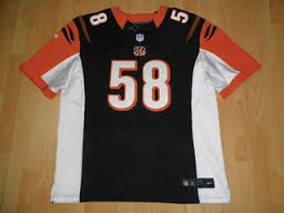 NFL Clothing BENGALS 58 JERSEY