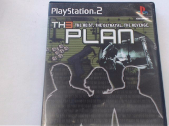 SONY PS2 THE PLAN
