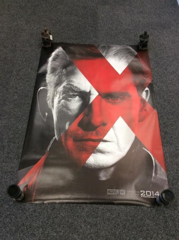 "20th Century Fox X-Men Days of Future Past Magneto Theater Movie Poster 48""x72"""