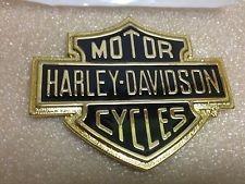 HARLEY DAVIDSON 91815-85, LARGE HD MEDALLION
