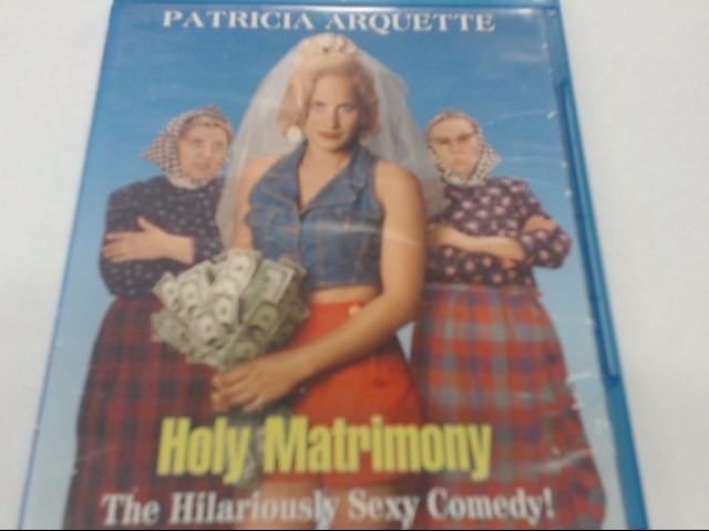 HOLY MATRIMONY - BLU-RAY MOVIE