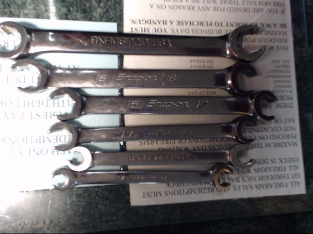 SNAP ON Wrench RXFMS1921B