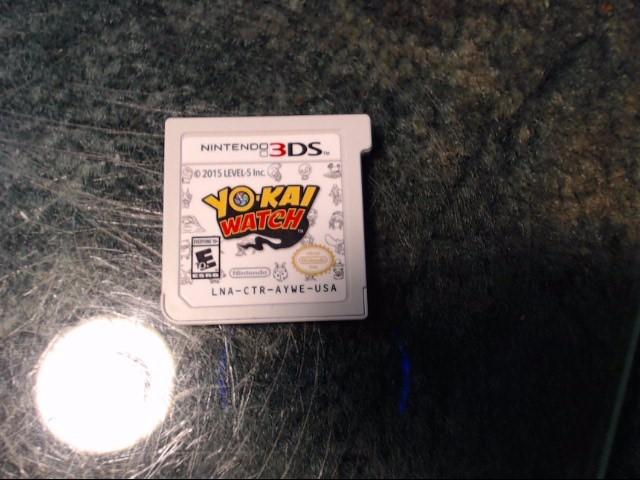 NINTENDO Nintendo 3DS Game YO-KAI WATCH