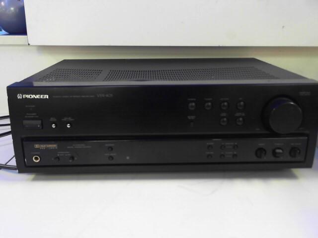 PIONEER ELECTRONICS Amplifier VSX-405