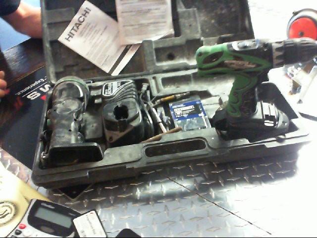 HITACHI Cordless Drill DS 18VF3