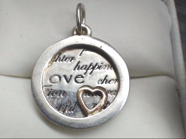 Silver Pendant 925 Silver 4g