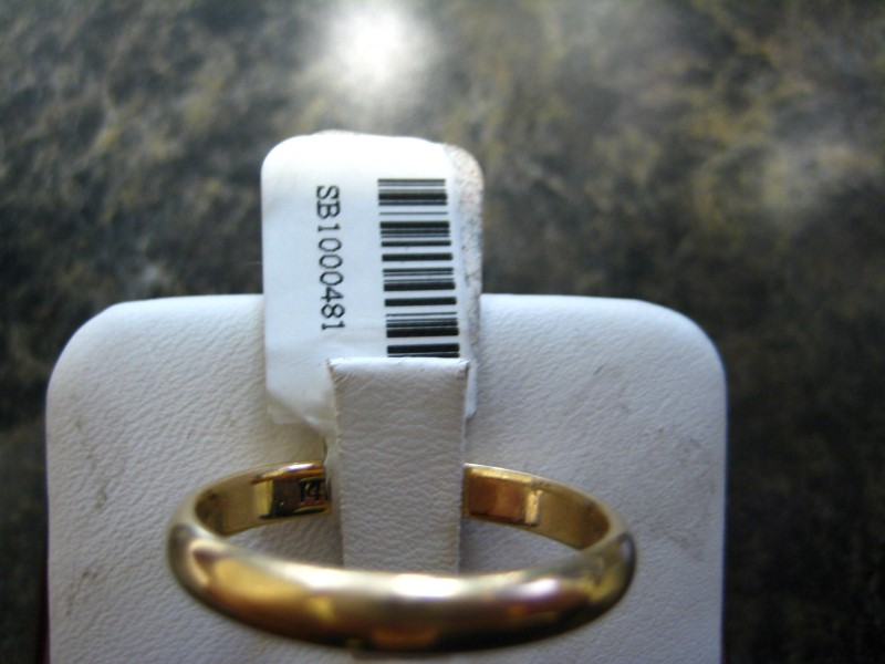 Gent's Gold Ring 14K Yellow Gold 4.32g