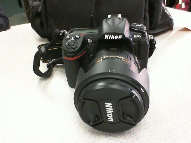 NIKON Digital Camera D300S