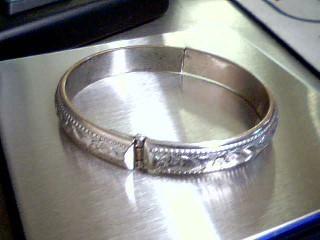 Bracelet Silver Stainless 42.9g