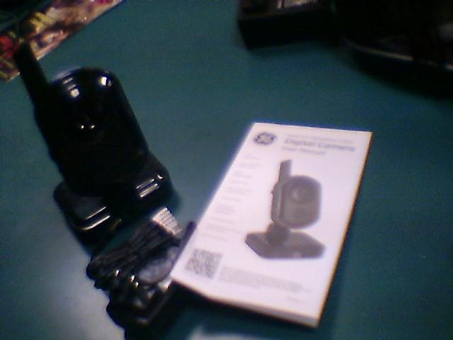 GE Digital Camera 45256T
