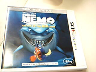 FINDING NEMO 3DS