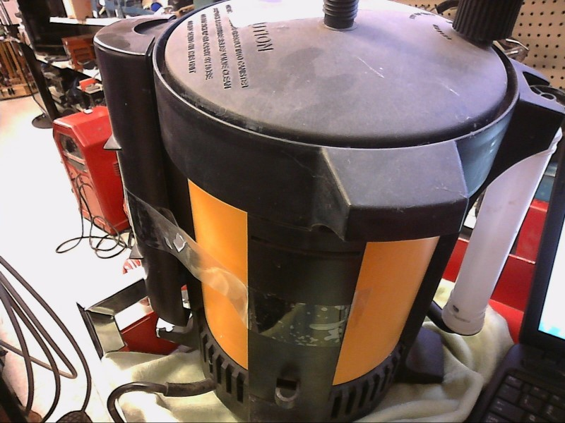 WAGNER; POWER SPRAYER ORANGE AND BLK W/HOSE AND EXTRAS