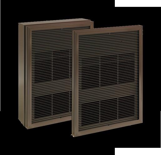 Clare CWA Series Architectural Wall Insert Heater White CWA04800BL NEW IN BOX