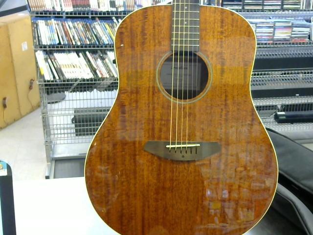 BREEDLOVE Electric-Acoustic Guitar PASSPORT MAHOGANY DREADNOUGHT