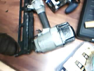 PORTER CABLE Nailer/Stapler FN250B