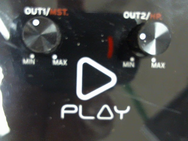 RELOOP Computer Recording PLAY 4-CHANNEL INTERFACE