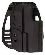 UNCLE MIKES Accessories 5415-1 RIGHT HAND OPEN TOP KYDEX HOLSTER