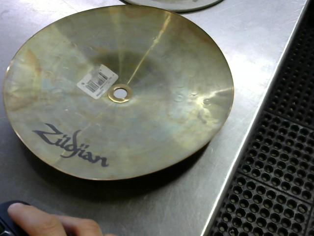 "ZILDJIAN Cymbal 8"" SPLASH"