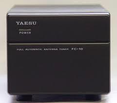 YAESU Radio FC-10