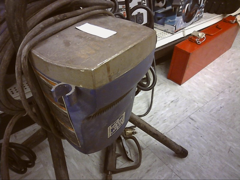 GRACO MAGNUM DX; **AS IS*** FOR PARTS PAINT/STAIN SPRAYER