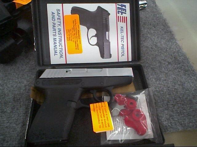 KEL TEC Pistol P-11 STAINLESS