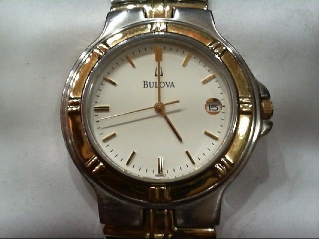 BULOVA Gent's Wristwatch 98B52 INFINITY COLLECTION