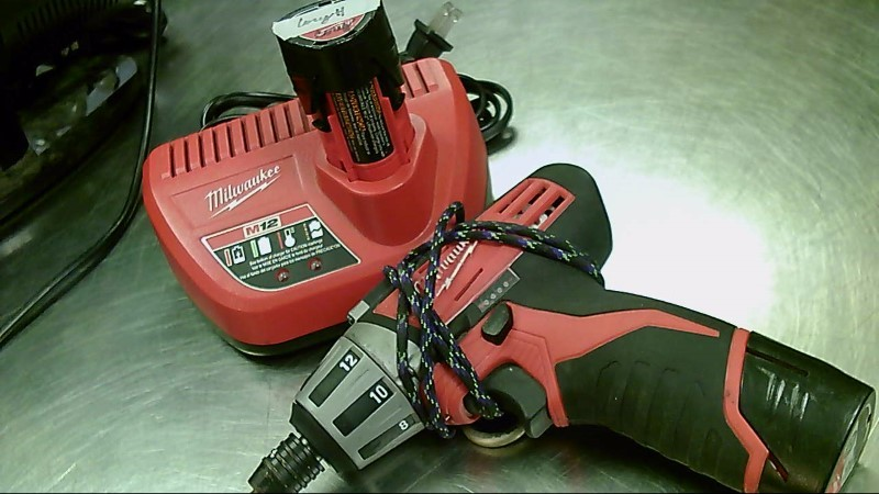 MILWAUKEE Cordless Drill 2401-20