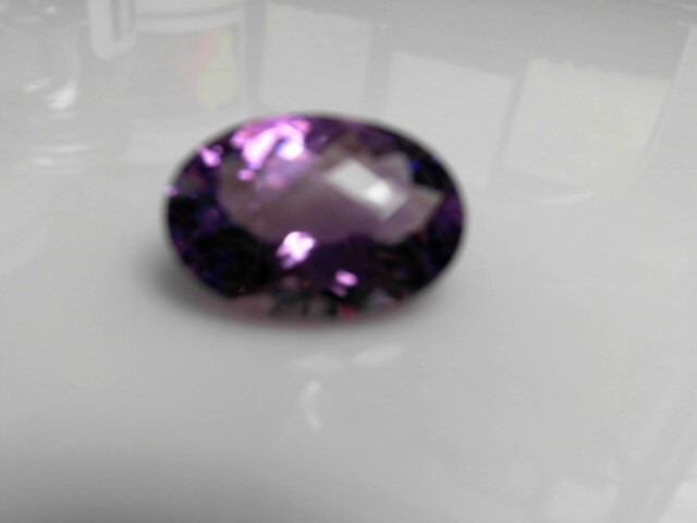 28.51cts Amethyst Oval Stone