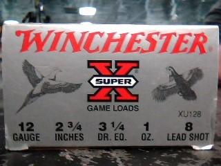 WINCHESTER Ammunition XU128