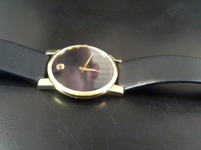 MOVADO Gent's Wristwatch 87G4875