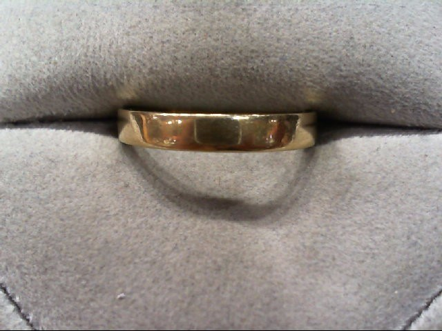 Lady's Gold Ring 14K Yellow Gold 2.6g