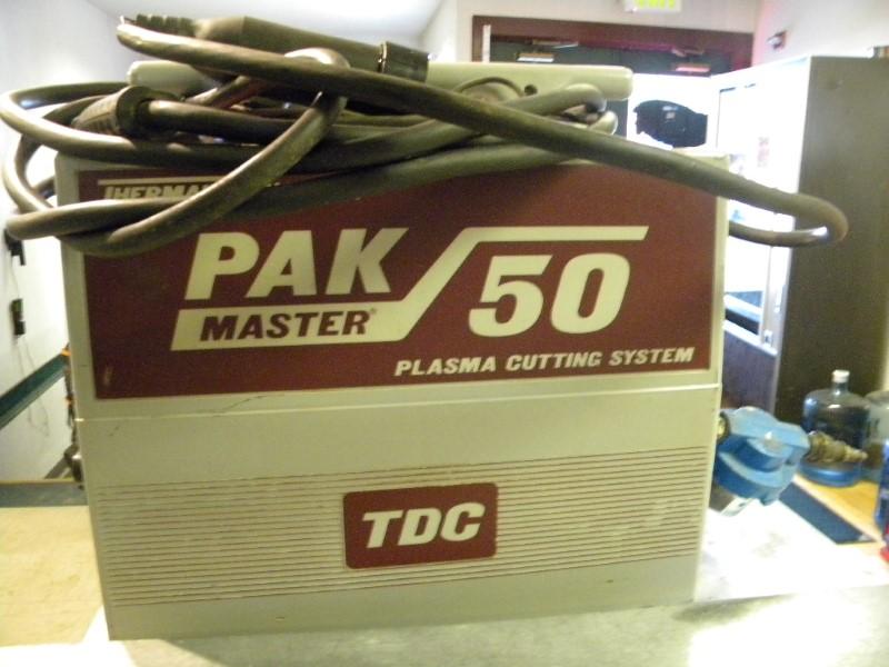 THERMAL DYNAMICS Misc Metal Tool PAK MASTER 50