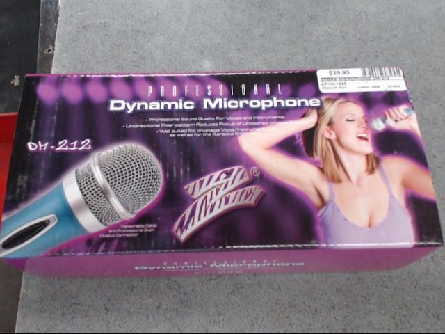 ZEBRA Microphone DM-212
