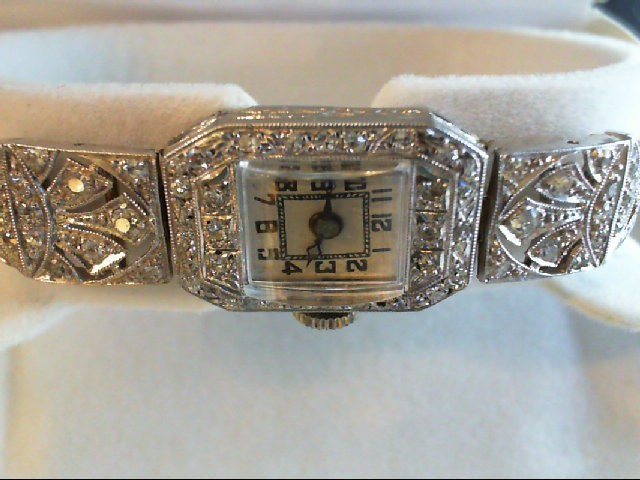 LDS 14KT, DIA.75CT, CYMA WATCH