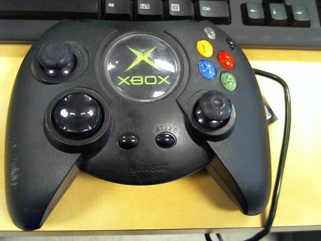Microsoft XBOX Game XBOX CONTROLLER