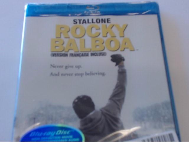 ROCKY BALBOA - BLU-RAY MOVIE