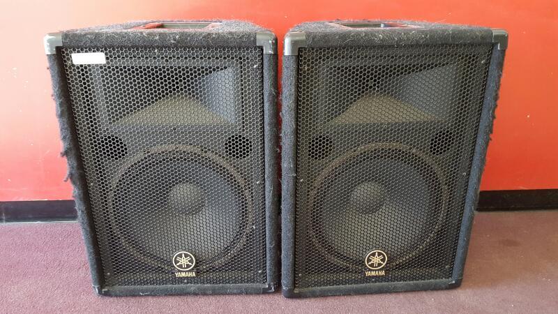 YAMAHA Monitor/Speakers BR12