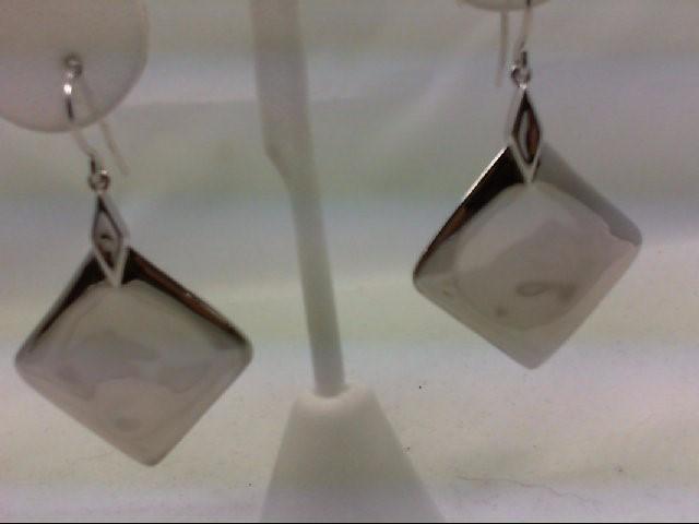 Silver Earrings 925 Silver 14.4g