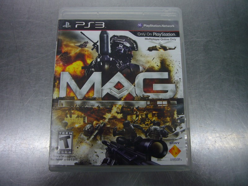 SONY Sony PlayStation 3 Game MAG PS3