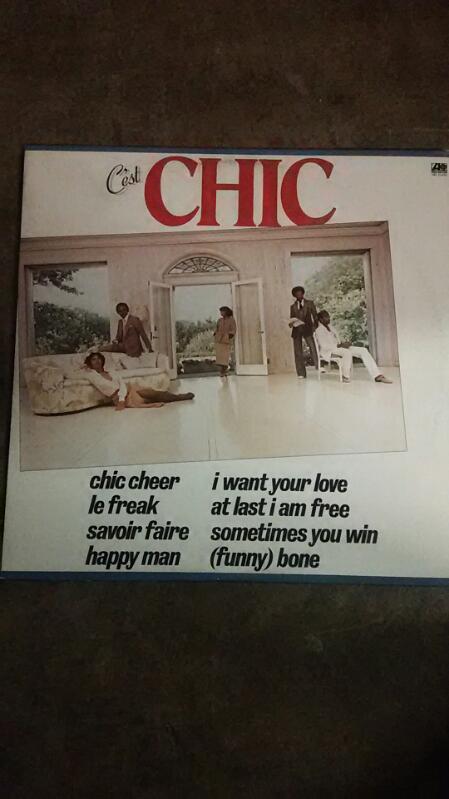 C'est Chic Vinyl