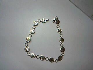 Gold Bracelet 10K Yellow Gold 3.6g