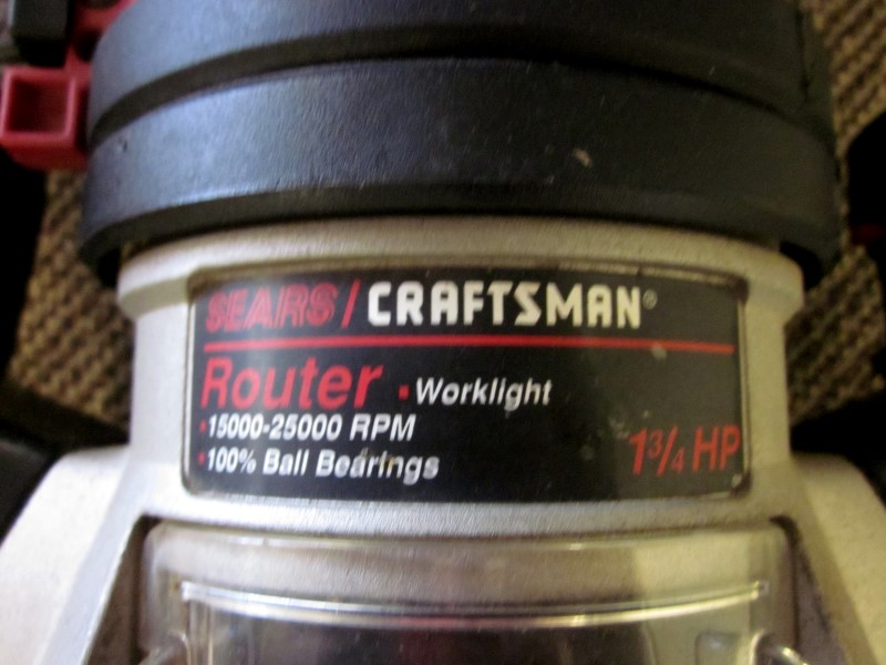 CRAFTSMAN Router 315174720