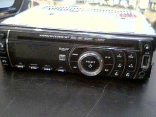 DUAL Car Audio XHDR6435