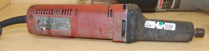 MILWAUKEE DIE GRINDER S/803E407400376