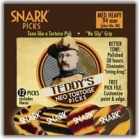 SNARK TEDDY'S .94MM 12PK GUITAR PICKS