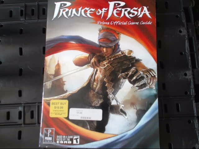 PRINCE OF PERSIA GAME GUIDE