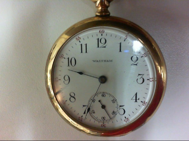 Antique WALTHAM Pocket Watch POCKET