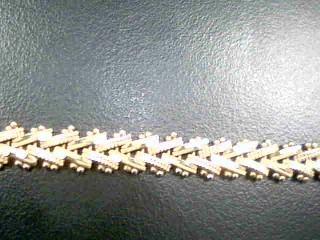 Gold Bracelet 14K Yellow Gold 15g