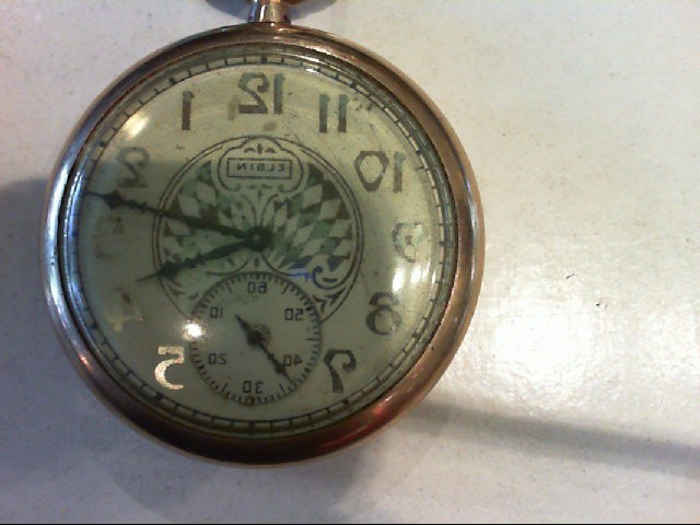 ELGIN Pocket Watch 1928 POCKET WATCH