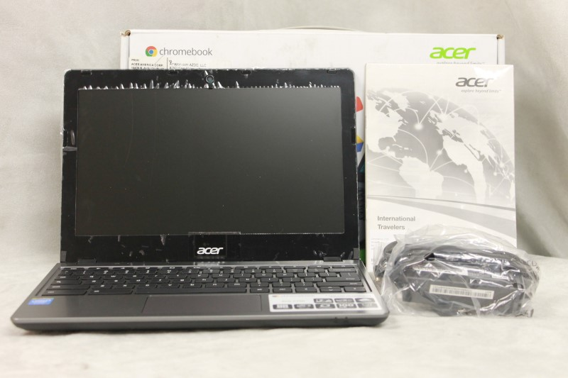 "Acer Chromebook C720-2848 11.6"", 16GB, Factory Reset Like New   Buya"